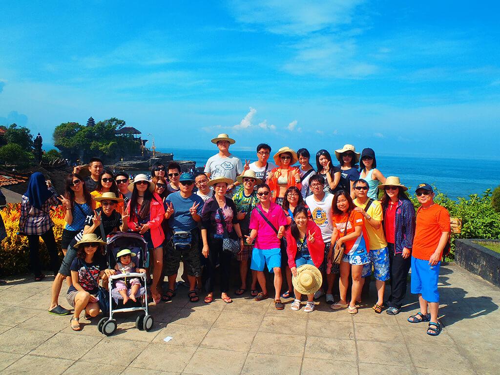 巴厘島海神廟