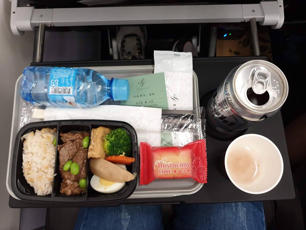 星悅航空餐點