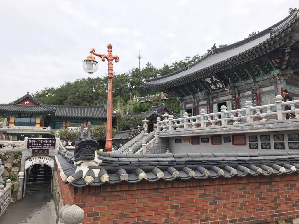 釜山旅遊海東龍宮寺