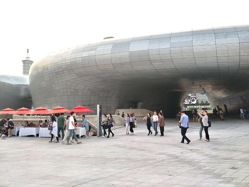 DDP東大門設計廣場