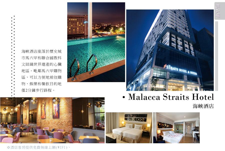 馬六甲海峽酒店Malacca Straits Hotel