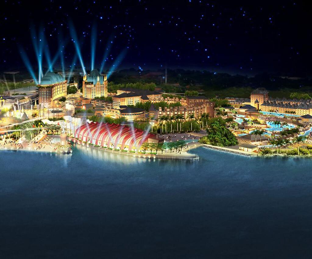 新加坡環球影城必玩