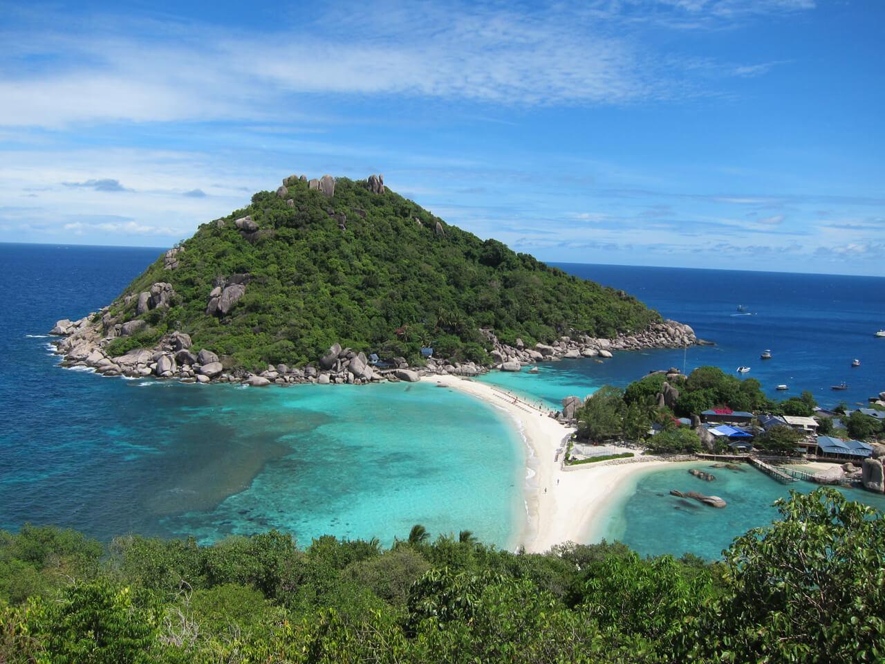 泰國海島旅遊:海島之旅