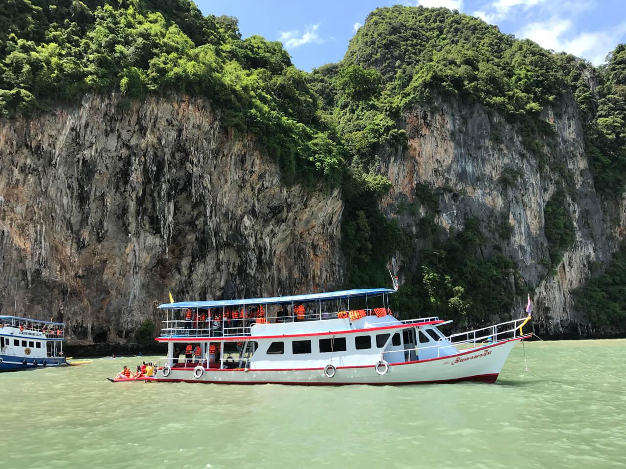 泰國海島旅遊:海島風光
