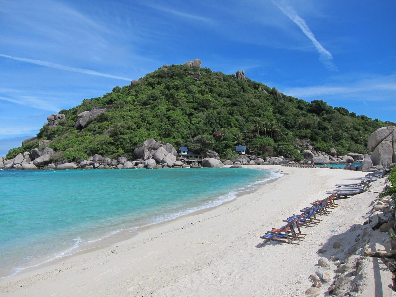 泰國海島旅遊:蘇梅島離島
