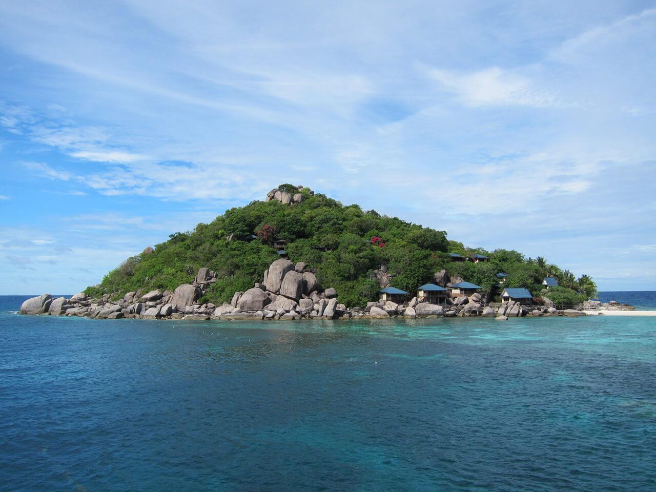 泰國海島旅遊:南園島