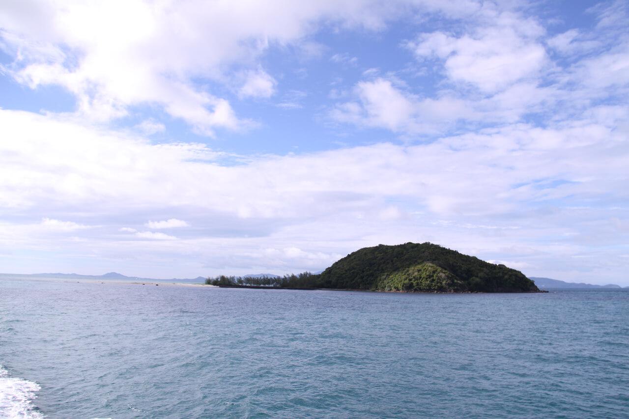 泰國海島旅遊:龜島