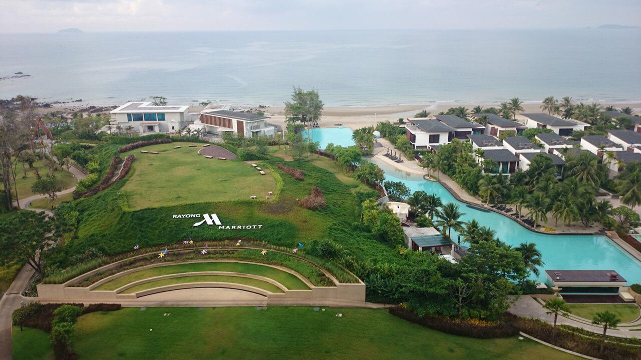 泰國海島旅遊:國際連鎖酒店