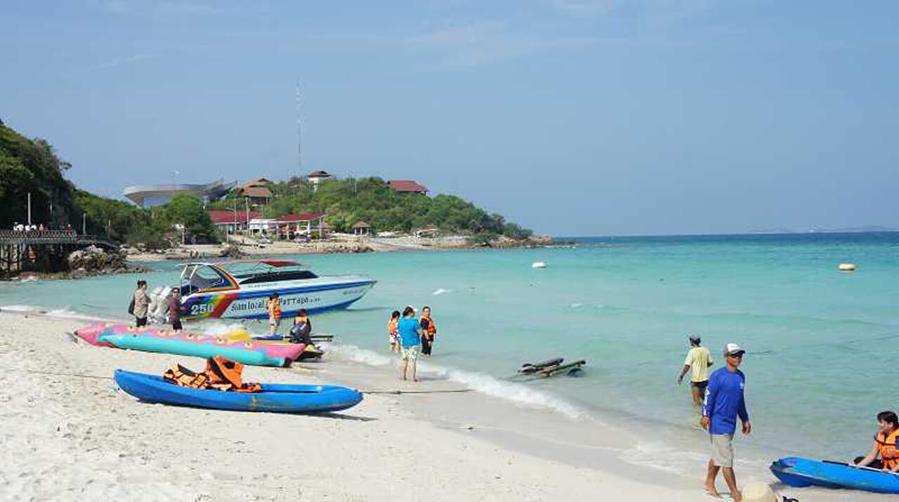 泰國海島旅遊:象牙灣