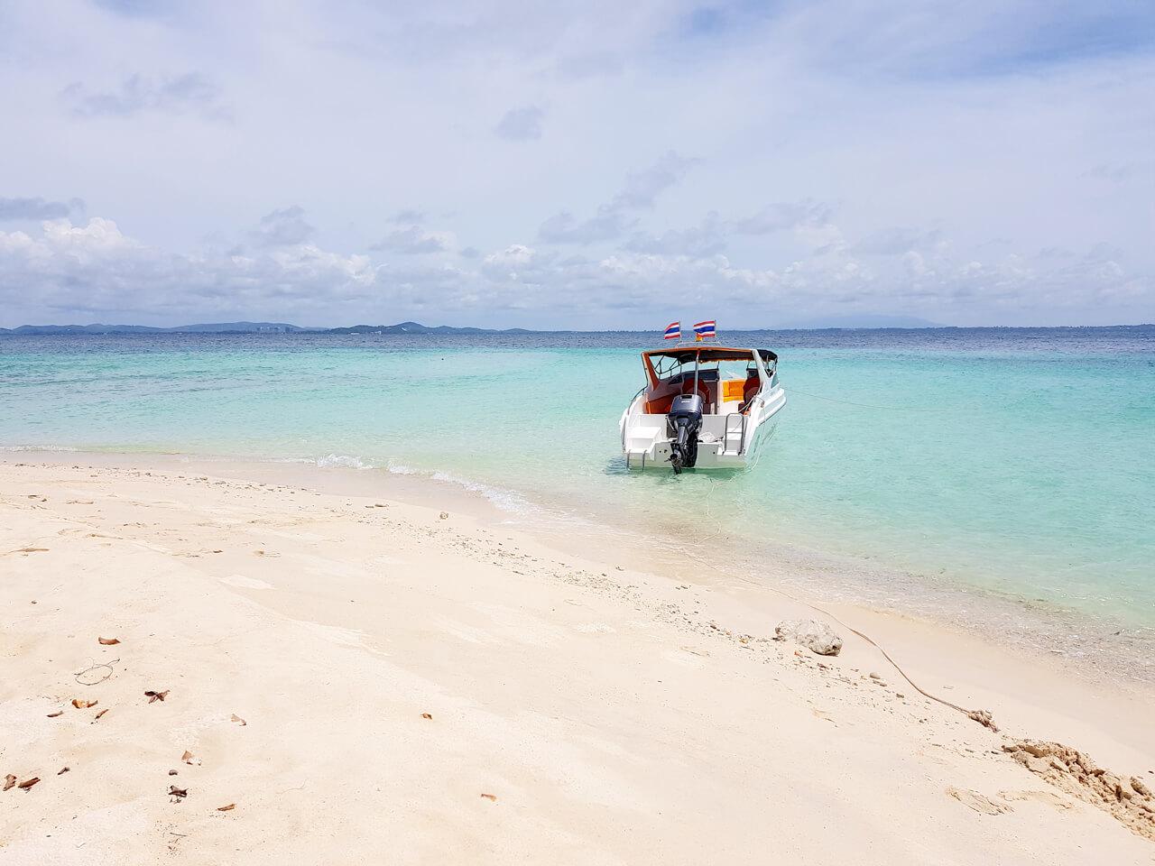 泰國海島旅遊:沙美島