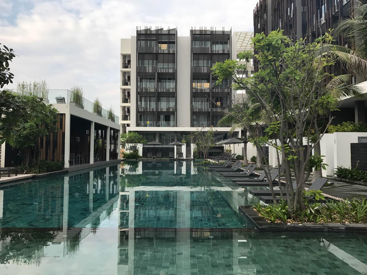 泰國海島旅遊:華欣住宿