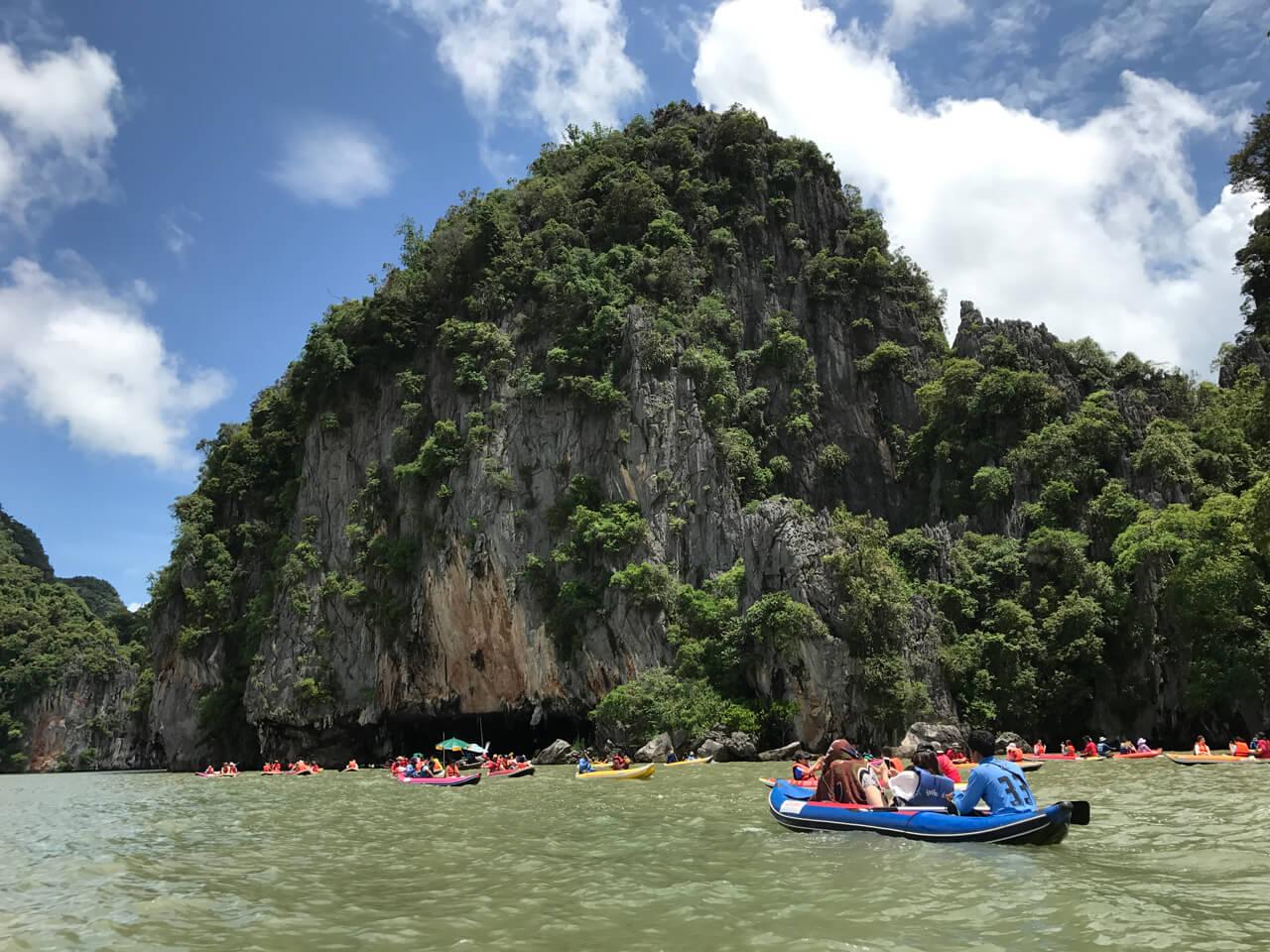 泰國海島旅遊:小皮皮島