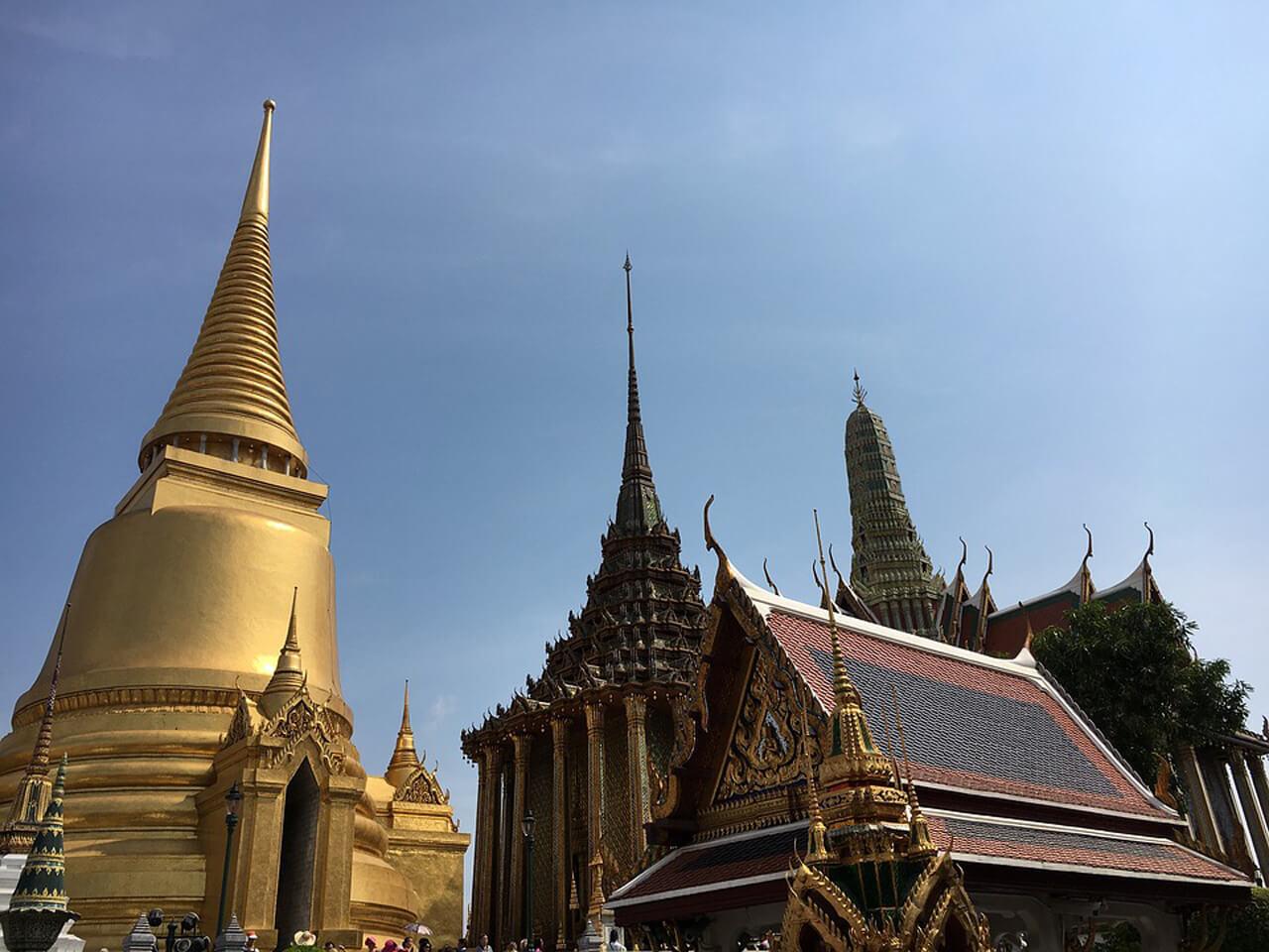 泰國海島自由行路線推薦:大皇宮