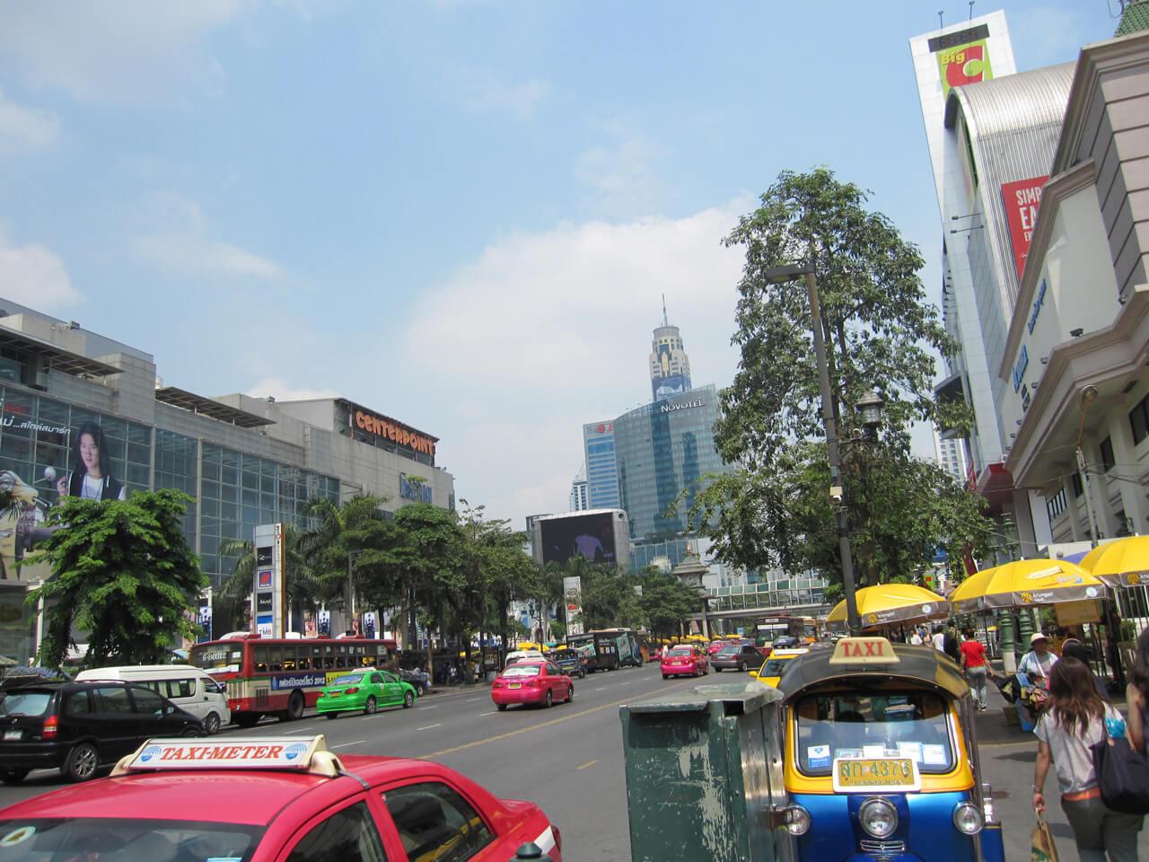 泰國海島自由行路線推薦:暹羅廣場周邊