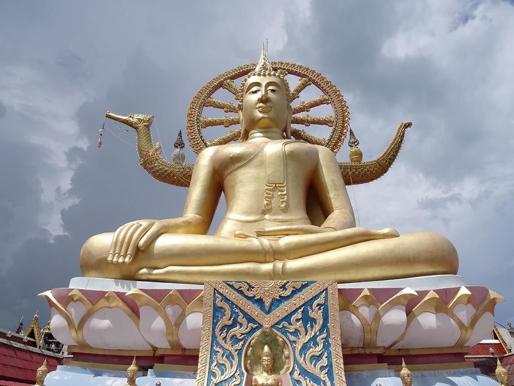 富貴大佛(大佛寺) Wat Phra Yai