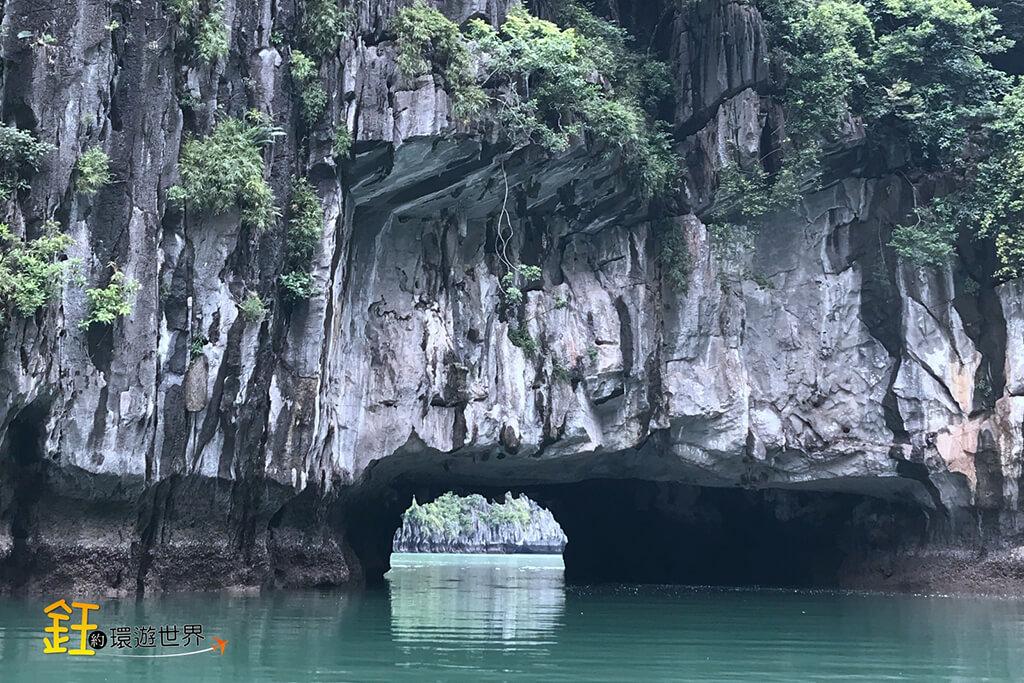 天井洞這個區域是屬於越南政府保護的區域