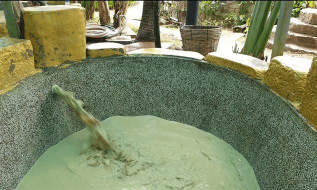 富國島泥漿浴